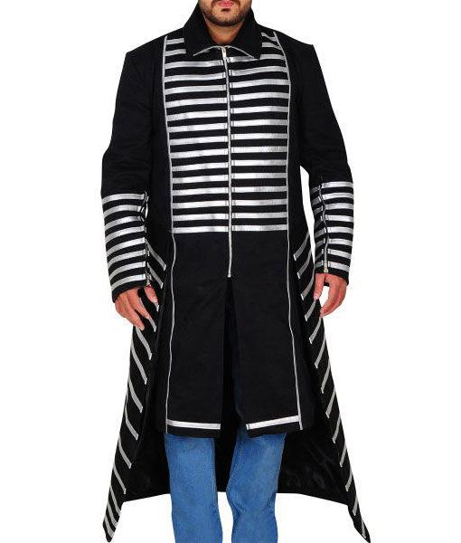 The Miz Michael Gregory Mizanin WWE Coat