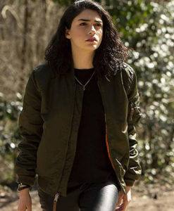 The Protector Zeynep Bomber Jacket