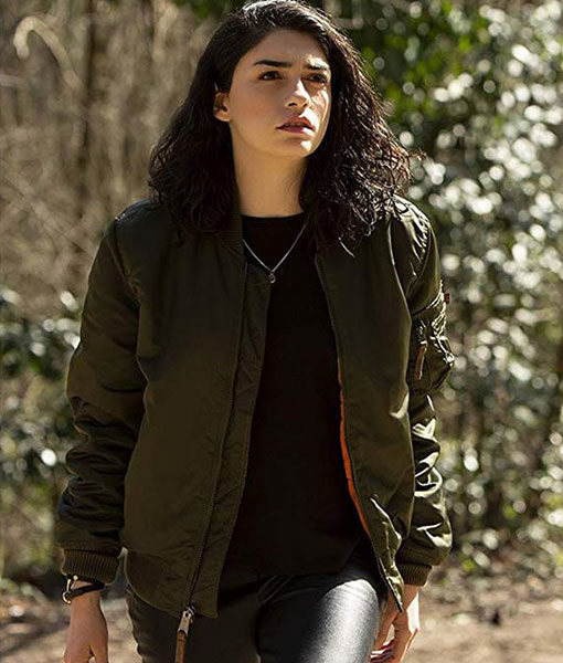 The-Protector-Zeynep-Bomber-Jacket-Front
