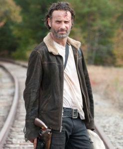 The Walking Dead Rick Grimes Jacket