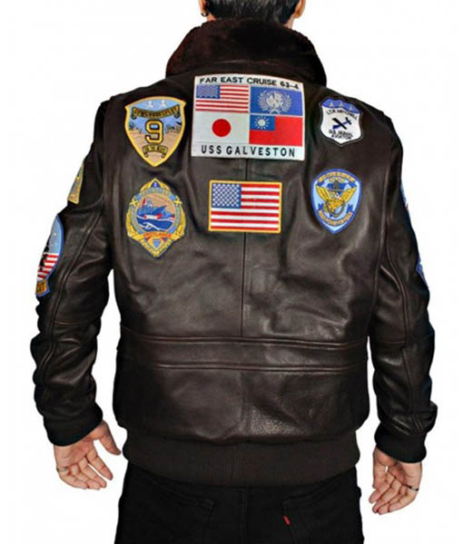 Top Gun Tom Cruise Jacket