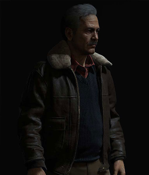 Victor Sullivan Uncharted 4 Jacket