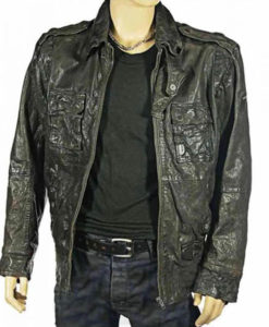 Warrick Grier Dredd Caleb Jacket