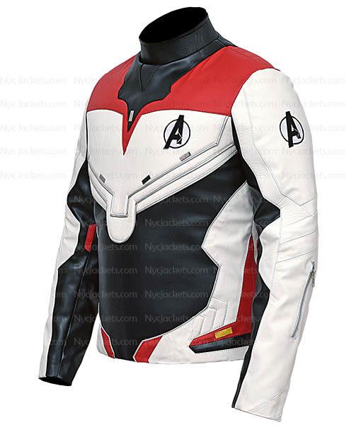 Avengers Endgame Quantum Realm Jacket