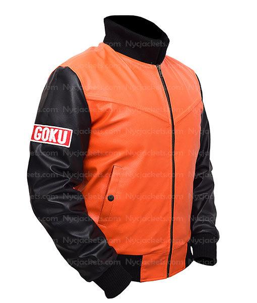 Z Goku 59 Dragon Ball Orange Jacket (3)