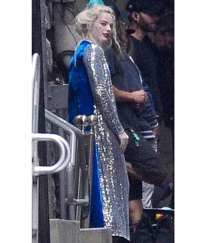 Harley Quinn Duster Coat Margot Robbie Birds Of Prey Coat