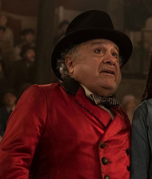 Dumbo Max Medici Red Coat