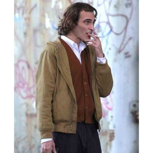 Joaquin Phoenix Joker Hoodie