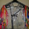 Harley Quinn Wings Jacket from Birds Of Prey in PVC