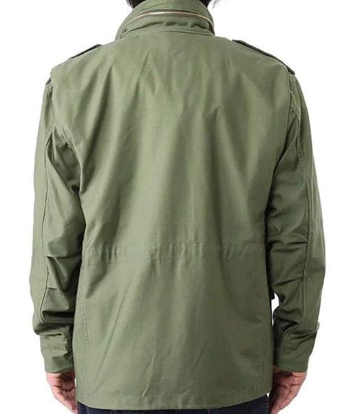 Deckard Shaw Hobbs and Shaw Jacket