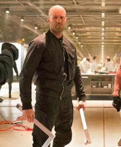 Fast & Furious Deckard Shaw Jacket