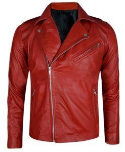 Finn Balor Leather Jacket