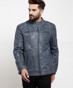 Biker Blue Jacket
