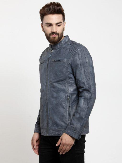 blue jacket side