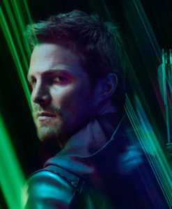 Arrow Season 8 jacket