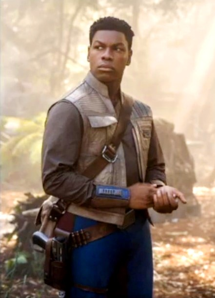 Finn The Rise of the Skywalker Vest