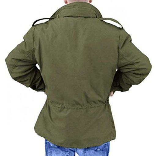 Green Milltry Jacket
