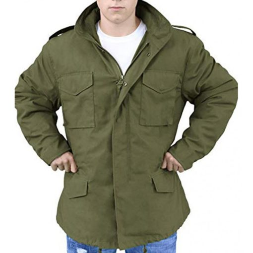 Sylvester Stallone Rambo 5 Jacket
