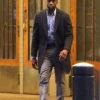 21 Bridges Chadwick Boseman Coat