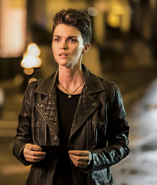 Batwoman Ruby Rose Leather Jacket (2)