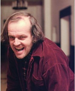 Jack Torrance Red Corduroy Jacket