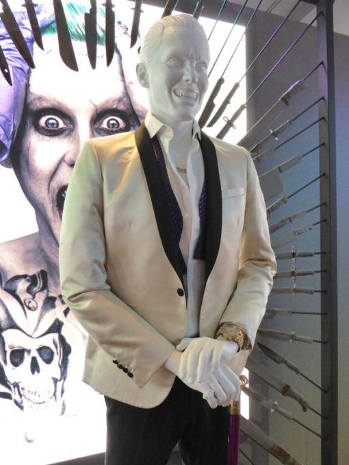 Joker Jared Leto Ivory Tuxedo
