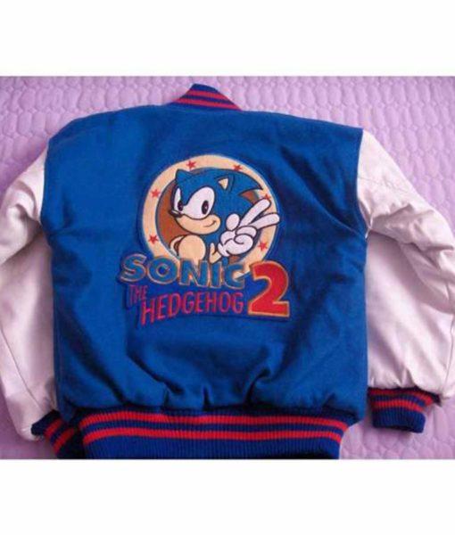 Sonic the Hedgehog Bomber Jacket