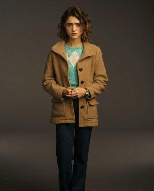 Stranger Things 3 Natalia Dyer Jacket