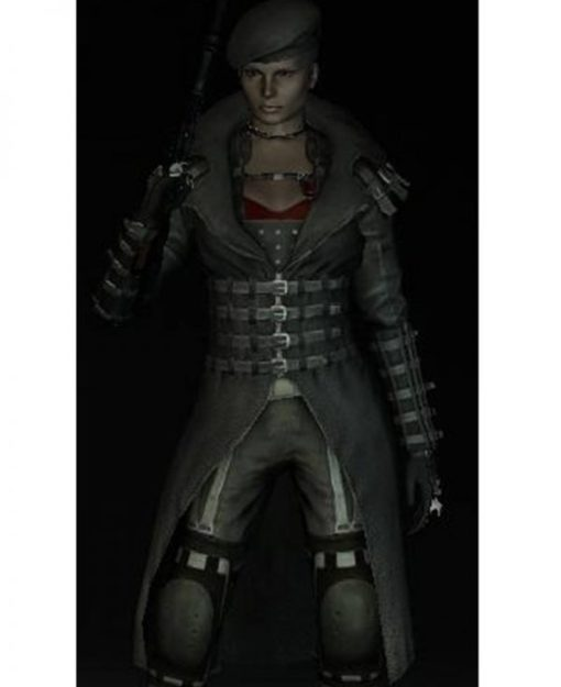 Syndicate Emma Thalos Leather Coat