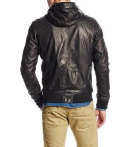 Terminator Genisys Kyle Reese Hooded Jacket