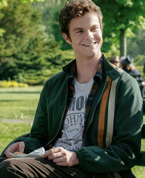 The Boys Jack Quaid Green Jacket (2)
