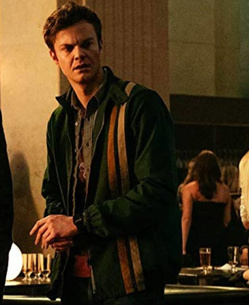 The Boys Jack Quaid Green Jacket