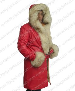 The Christmas Chronicles Goldie Hawn Hooded Parka