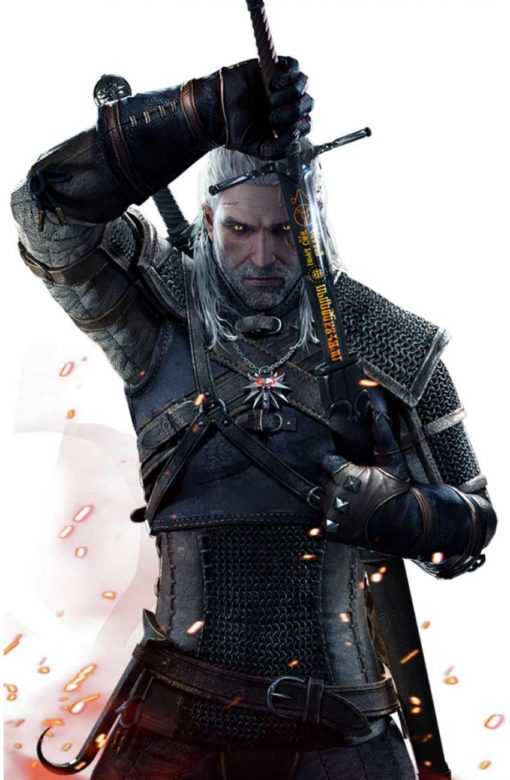 The Witcher Geralt of Rivia Jacket