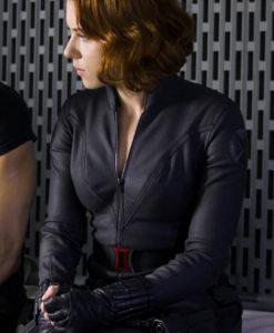 Black Widow's Natasha Romanoff Jacket