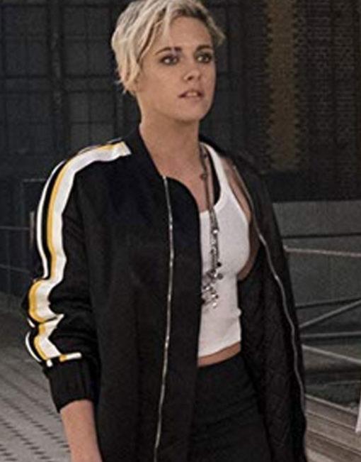 Charlie's Angels Kristen Stewart Trench Coat