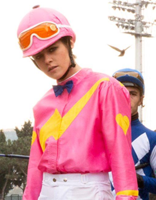 Charlie_s-Angels-Kristen-Stewart-Pink-Bomber-Jacket