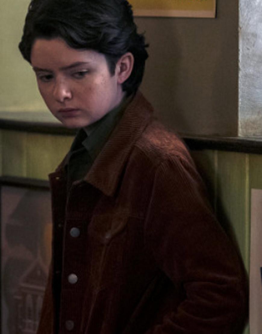 Chilling Adventures Of Sabrina Susie Putnam Corduroy Jacket