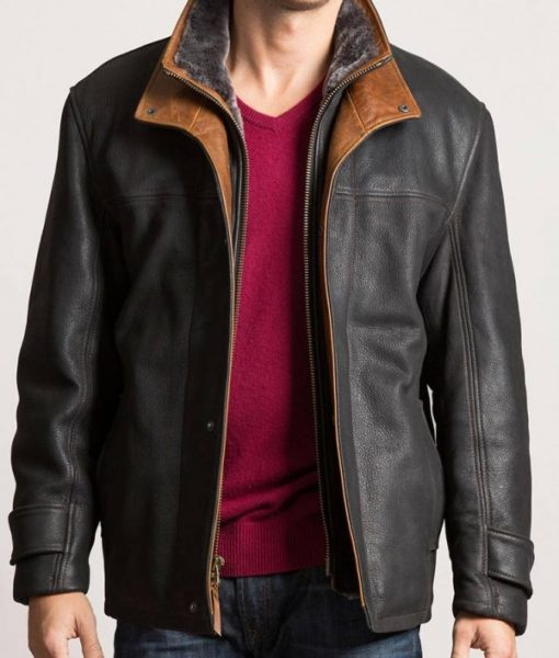 Jarosz-Mens-Casual-Black-Leather-Jacket-With-Shearling-Lining-600×706