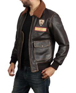 i 2 Nick Jonas Bomber Jacket