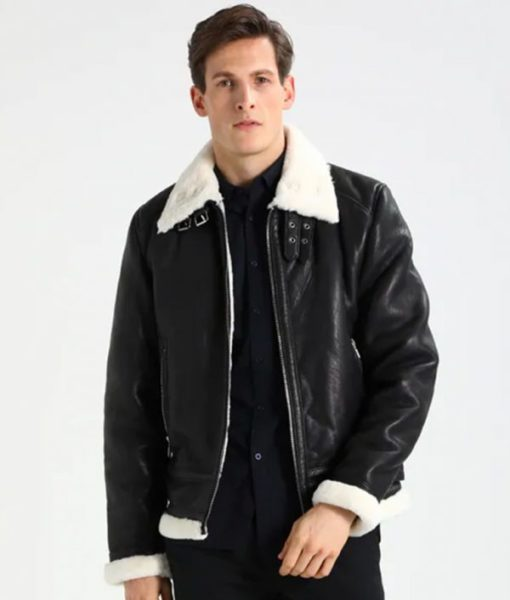 Rogers-Mens-Lined-collar-Shearling-Casual-Leather-Jacket-600×706