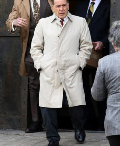 The Irishman Al Pacino Coat