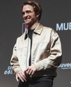 Robert Pattinson Jacket