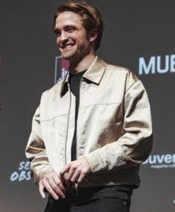 Robert Pattinson Jacket