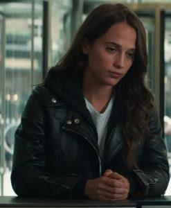 Tom Raider Leather Jacket