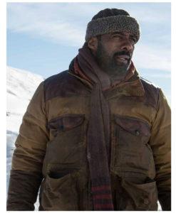 The Mountain Between Us Idris Elba Jacket