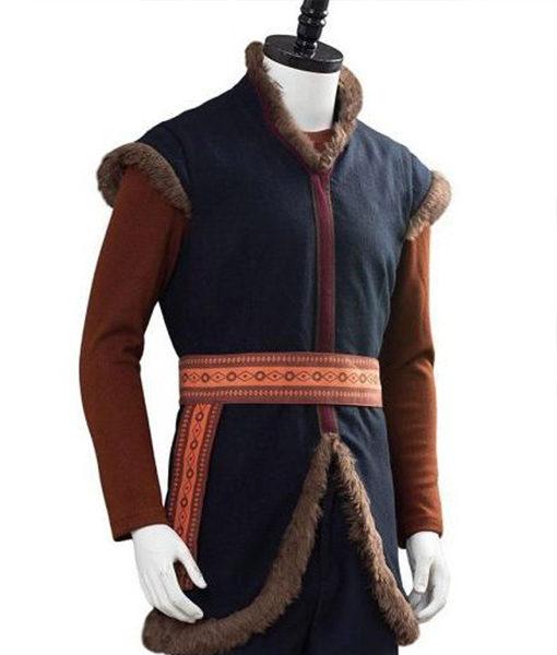 Frozen 2 Kristoff Brown Vest
