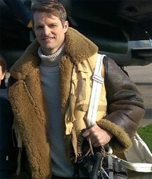 Lancaster Skies Jeffrey Mundell Jacket