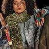 Black Christmas Aleyse Shannon Jacket