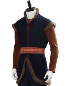 Frozen 2 Kristoff Brown Vest